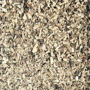 Taigawurzel (sibirischer Ginseng) geschnitten – getrocknet