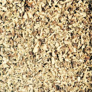 Ingwer geschält geschnitten – getrocknet