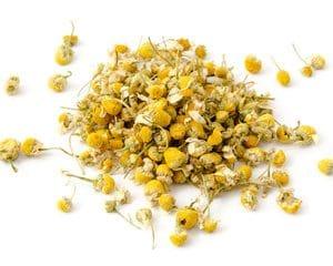 Kamillen Blüten ganz – getrocknet